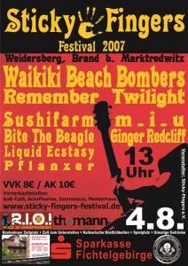 Sticky-Fingers-Festival 2007